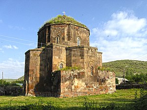 Diocese of Aragatsotn - Image: Մաստարայի Սուրբ Հովհաննես եկեղեցին