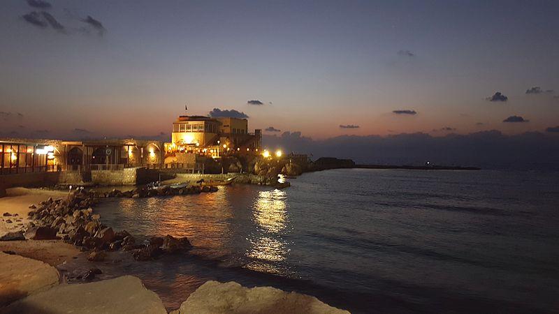 המקומות רומנטיים בישראל - קיסריה