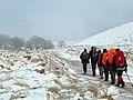 صعود به قله ولیجیا در حوالی روستای جاسب - استان قم 02.jpg