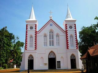 St. Marys Church, Niranam Church in India