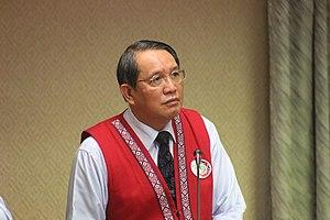 Lin Chiang-yi - Image: 原民會主委林江義