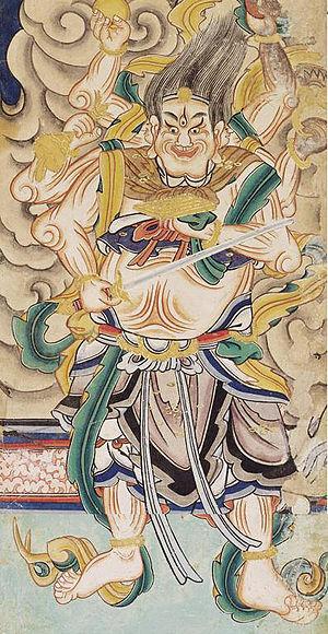 Zhu Bajie - 天篷元帥 (tian peng yuan shuai)