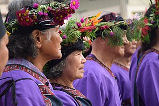 An indigenous people in Southern Taiwan.
