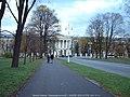 斯莫尔尼学院 Smolny Institute(Смольный институт) - panoramio.jpg