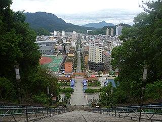 Datian County County in Fujian, Peoples Republic of China