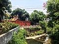 茄苳添福宮旁的茄苳溪.jpg