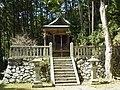 葛木水分神社 御所市関屋 Katsuragi-mikumari-jinja 2012.4.07 - panoramio.jpg