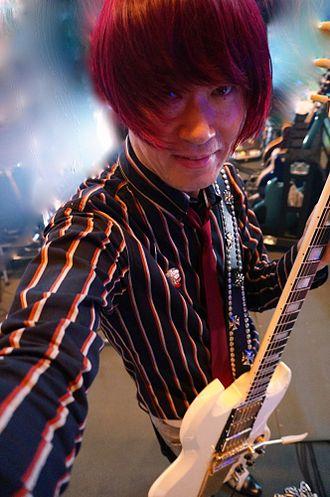 Diamond Head (Japanese band) - Image: 西川進
