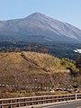 道の駅霧島から高千穂峰を望む Takachiho View from Route 223 - panoramio.jpg