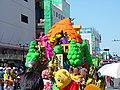 酒田祭りの山車.JPG