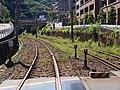 鹿児島本線の踏切 Railroad crossing of Kagoshima Honsen - panoramio.jpg