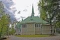 00 2827 Jokkmokk (Schweden) - Hölzkirche (Nya kyrka).jpg