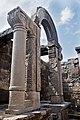 0143שחזור בית הכנסת באום קנטיר דרום רמת הגולן.jpg