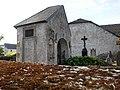 020 Sacristie dans l'ancien cimetière de Guerlange.JPG