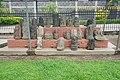 034 Various Reliefs, Museum Mojopahit (26558544498).jpg