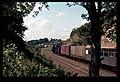 05. Die 01 1514 rollt mit einem Güterzug berg ab nach Saalfeld. (9356247517).jpg