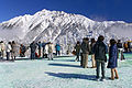 071123 Hotaka Mountains view from Nishihotaka-guchi Station Shinhotaka Ropeway Japan01s.jpg