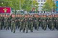 0943 - Nordkorea 2015 - Pjöngjang - Parade zum 75. JT der Arbeiterpartei (22788864950).jpg