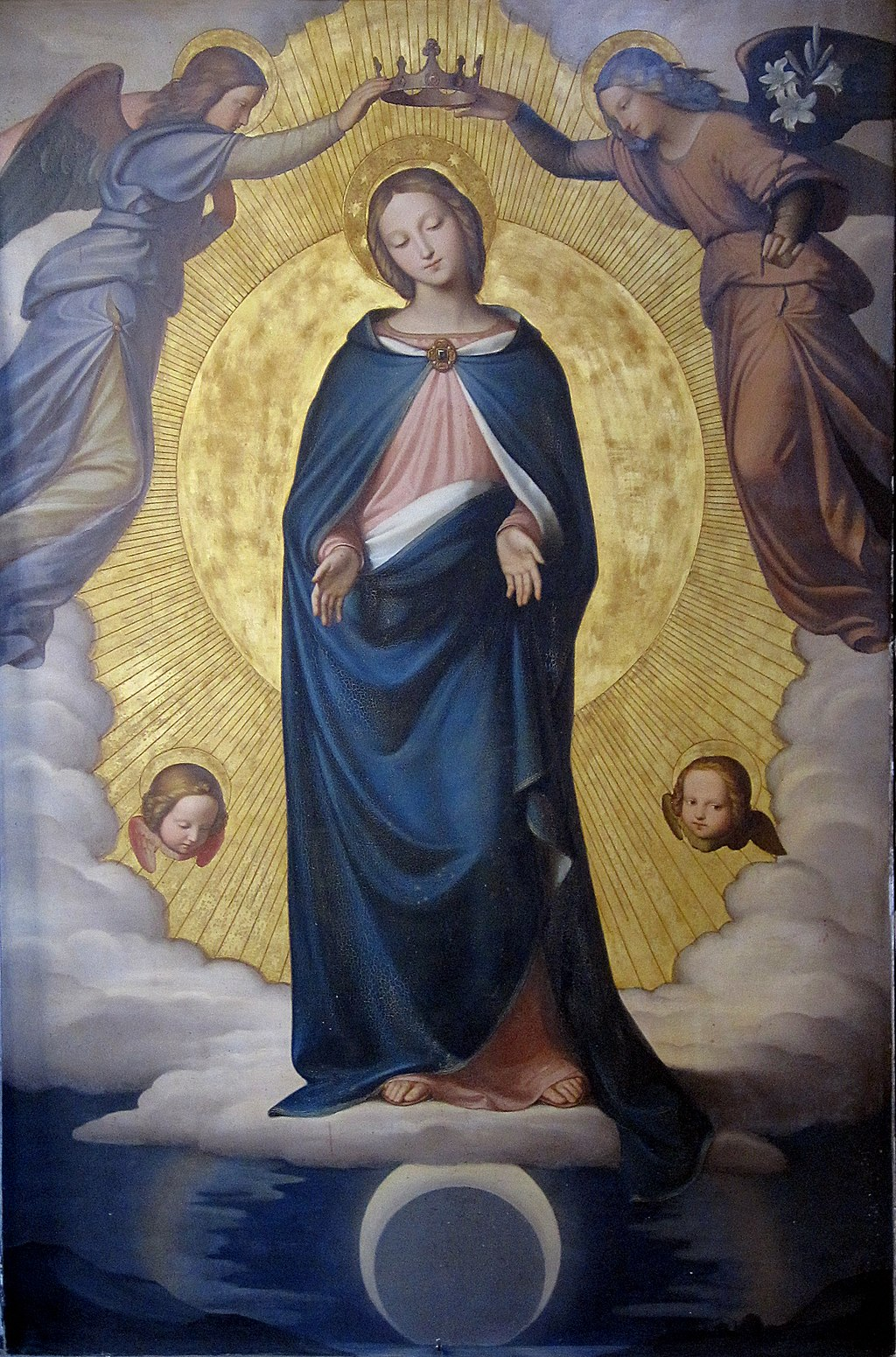 The Immaculate Conception (Philipp Veit)