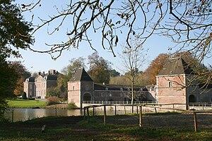 Lynden family - Image: 0 Barvaux en Condroz Château