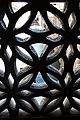 0 Venise, claustra en pierre du Pont des Soupirs (2).JPG