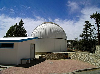 National Astronomical Observatory (Mexico) - Image: 1.5m Telescope San Pedro Martir Observatory Baja California Mexico