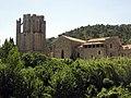 100 Abadia de Santa Maria, façana est.jpg