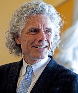 Steven Pinker Psychologist, linguist, author