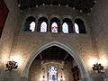 110 Castell de Santa Florentina (Canet de Mar), saló del tron.JPG