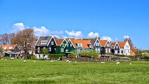 House - Marken, Netherlands