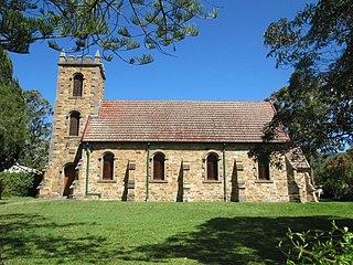 St Stephens Presbyterian Church, Jamberoo Church in New South Wales, Australia