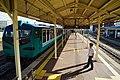 140914 Goshogawara Station Goshogawara Aomori pref Japan05n.jpg
