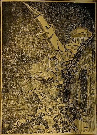 1509 Constantinople earthquake - Image: 1509 Great Istanbul Earthquake