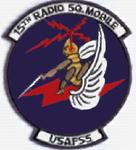 15 Radio Squadron, Mobile emblem.png