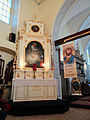 160313 Altar of Saint Stanislaus church in Luszyn - 02.jpg