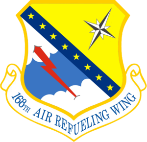 168th Air Refueling Wing - Image: 168th Air Refueling Wing