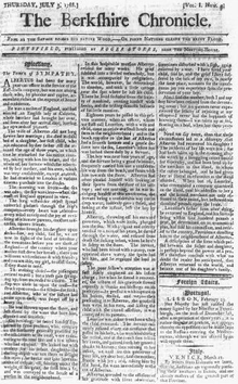 List of newspapers in Massachusetts - Wikipedia