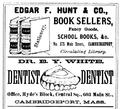 1878 Main Street adverts Cambridge Massachusetts.png