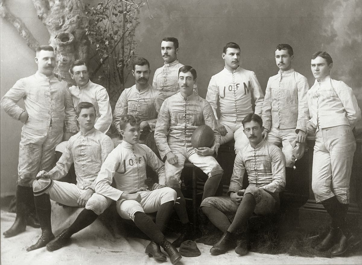 1887 Michigan Wolverines football team - Wikipedia