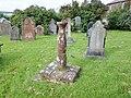18th century sundial, All saints Church, Culgaith, Cumbria, UK.jpg