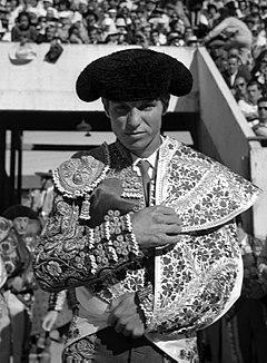 19.9.65.  Corrida.  El Cordobés (1965) - 53Fi5780 (bijgesneden) .jpg