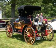 1911 International Harvester wagon