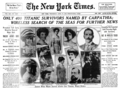 19120417 Some who were saved when the Titanic went down - The New York Times.png