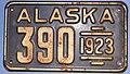 1923 Alaska Passenger License Plate.jpg