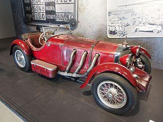 Mercedes-Benz S-Series - 1929 Model SSK