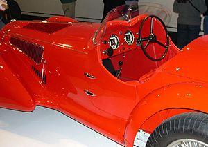Rosso corsa - 1938 Alfa Romeo 8C 2900 MM