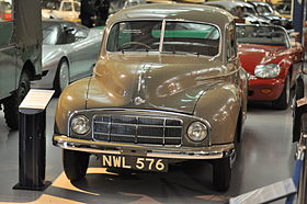 1948 Morris Minor MM Gaydon (4091911689).jpg