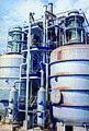 1950-60 Fermentation barrels in Kyushu factory.jpg