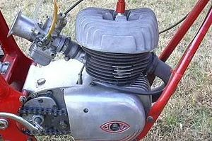 MV Agusta - MV racing engine 125 cc