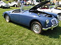 1959 MG A with Miata engine (932405487).jpg